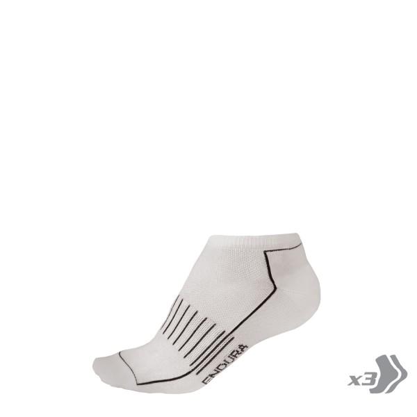 Endura Socken CoolMax Trainer Dreierpack