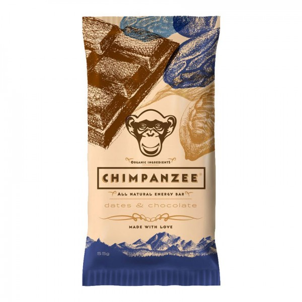 Chimpanzee Energy Bar 55g Riegel
