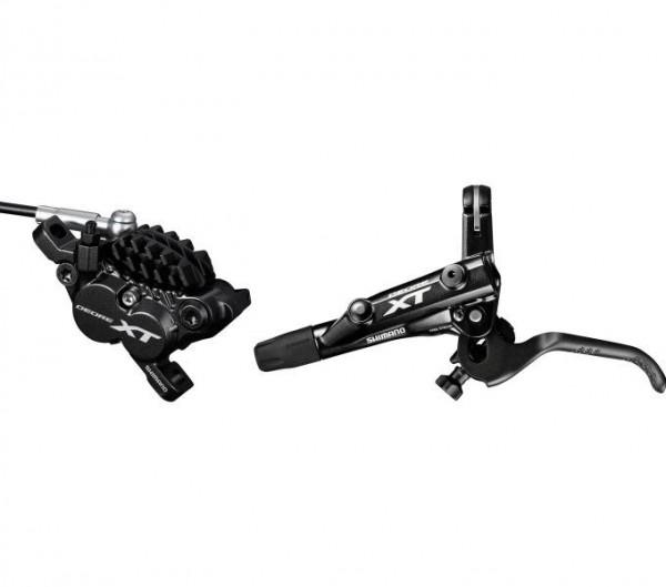 Shimano XT BR-M8020 Scheibenbremse mit H01A Resinbelag