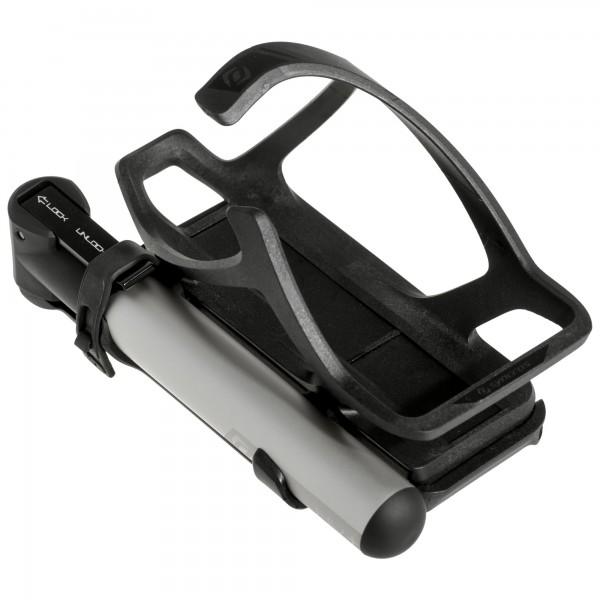 Syncros Matchbox Tailor Cage Left Mini HV 1.5 Flaschenhalter schwarz