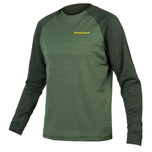 Endura SingleTrack Fleece Waldgrün