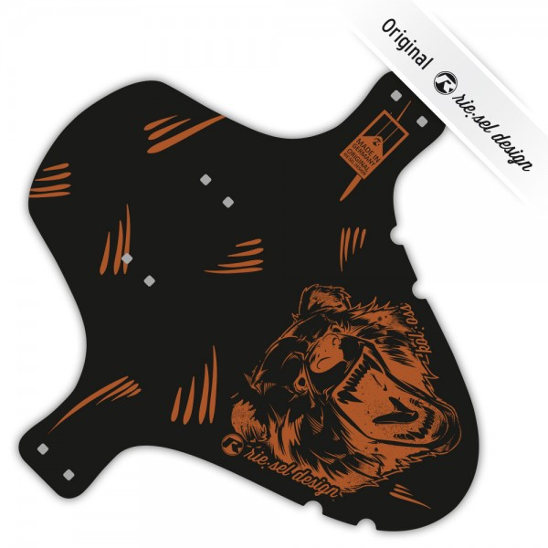 rie:sel design Mudguard kol:oss grizzly