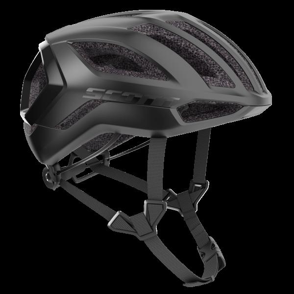 Scott Centric Plus Helm mit Mips stealth black