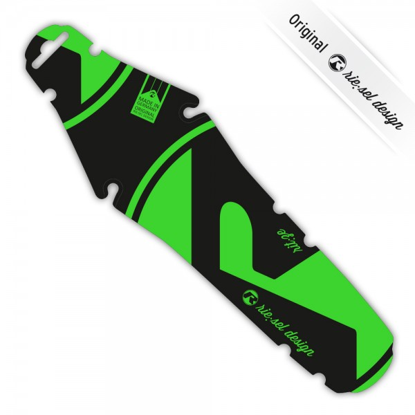 rie:sel design Mudguard rit:ze green