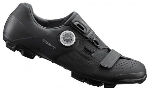 Shimano SH-XC501 MTB Schuh schwarz