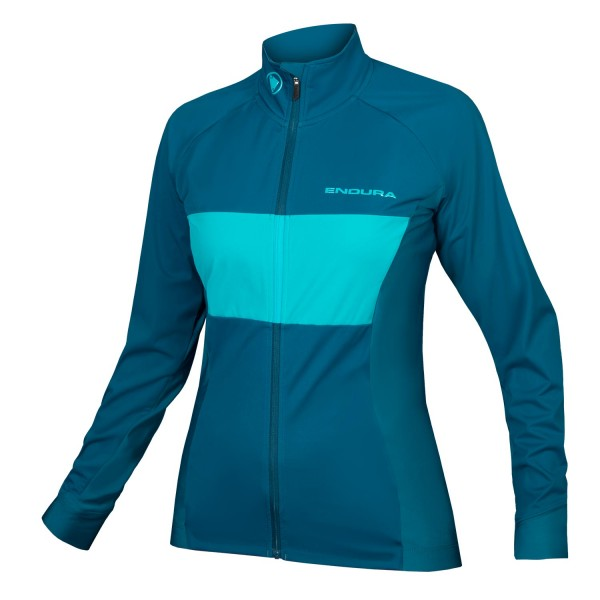 Endura Damen FS260-Pro Jetstream Trikot II Kingfisher