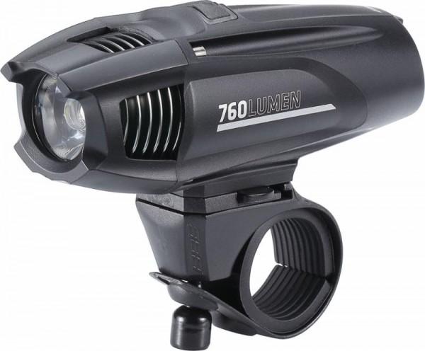 BBB Strike 760 Hochleistungs LED Akkulampe 760 Lumen BLS-74
