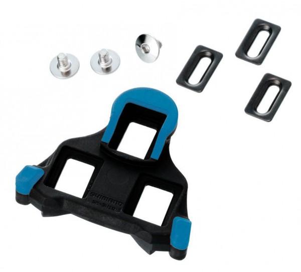 Shimano SPD-SL Cleats SM-SH12 blau 2° Pedalplatten