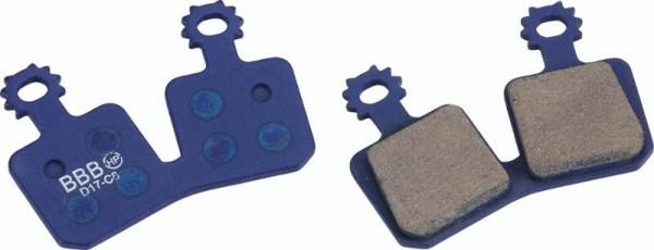 BBB DiscStop HP Bremsbelag 1 Paar BBS-371 für Magura MT5