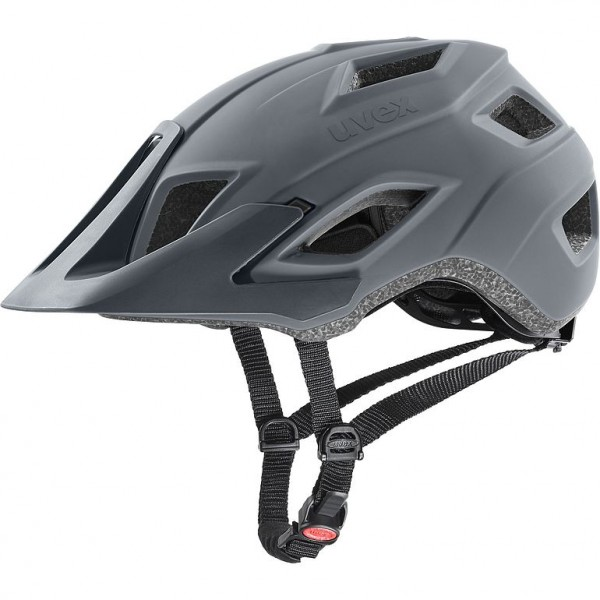 Uvex access Helm grey mat 52-57 cm