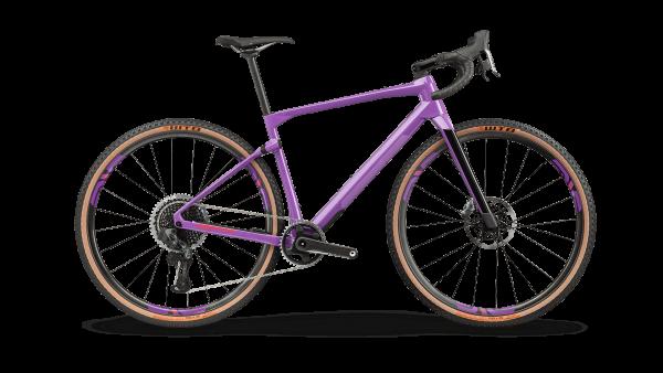 BMC UnReStricted 01 One M 2021 purple/red/black